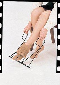 Sock Donners The Single Ezy. Length of handles: 15(38cm) Width of foot insert: 4(10cm) Width betwe by Sammons Preston