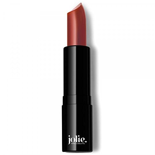 Jolie Pearl Finish Satin Lipstick - Bourbon ()