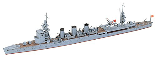 - Tamiya Natori Light Cruiser - Water Line Series 1:700 Scale Military Model Kit
