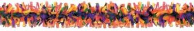 Beistle - 55599-RB - Pkgd Tissue Festooning- Pack of 12 (Festooning Art Tissue)