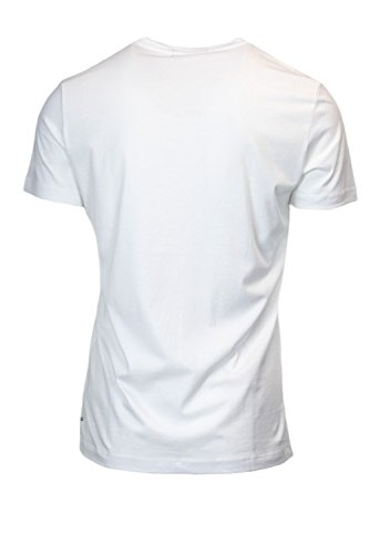 Tibokoy 112 J30j306909 Blanc Calvin Shirt Klein Tee Slim 1HI8xn4Uqw