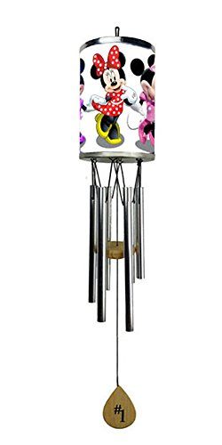 JS Minnie Mouse Wind Chime, Disney