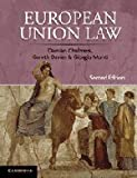 img - for European Union Law: Text and Materials by Damian Chalmers (4-May-2006) Paperback book / textbook / text book