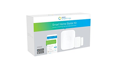 Smart Home Hub Starter Kit by Samsung SmartThings. Easiest Way to Turn Your Home Into a Smart Home. by Samsung