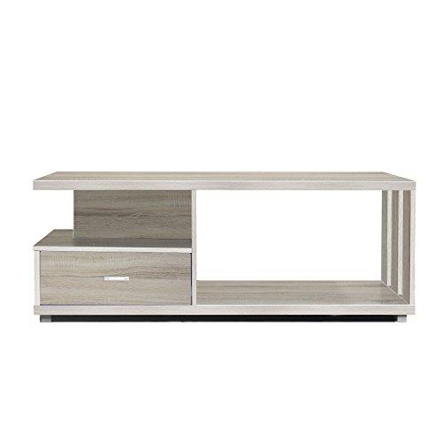 2 X Box Drawer - DlandHome TV Stand 47