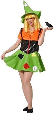 DISBACANAL Disfraz de espantapájaros Mujer económico - -, M ...
