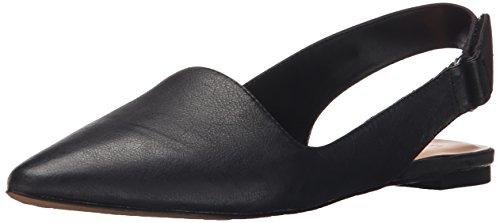 Franco Sarto Women's L-Sphinx Ballet Flat - Black - 5 B(M...