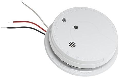 Kidde 408-21006378 i12040 120v ac/dc wire-in smoke alarm: amazon.