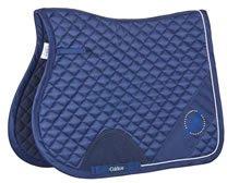 Caldene Unisex's Utopia GP Saddle Pad, Navy Blue, Pony