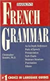 French Grammar, Kendris, Christopher, 0812042921