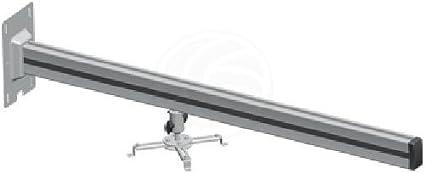 Cablematic - Soporte de pared para proyector de brazo cuadrado de ...