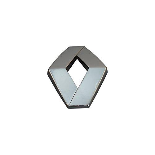 (BSP607 Front Boot Bonnet Badge Decal Logo Emblem 8200115114 for Renault Clio Thalia Kangoo)