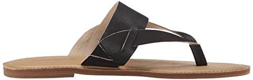 US Gulch Sandal Women's EK 8 Black Sheafe Timberland Gladiator M Dry Thong FPAW1nqw