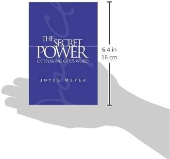 The Secret Power of Speaking God's Word