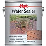 Majic 8-0165-1 Waterproofing Sealer, 1 Gallon (Pack of 4)