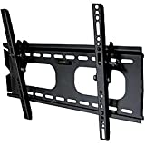 TILT TV WALL MOUNT BRACKET For SAMSUNG 4K UHD JU6400 Series Smart TV - 60' Class (60' Diag.) - UN 60JU6400FXZA