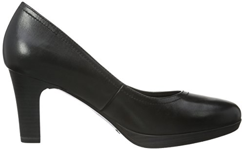 Tamaris 22410, Zapatos de Tacón para Mujer Negro (BLACK 001)