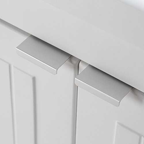 Simpli Home Murphy Laundry Cabinet with Faucet and ABS Sink, 24'', Pure White by Simpli Home (Image #5)