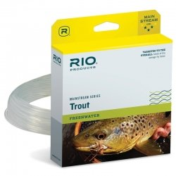 RIO Products Fly Line Mainstream Aqualux Intermediumiate Wf4I, -