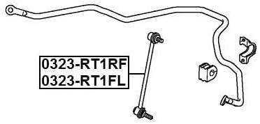 FEBEST 0323-PRF Front Stabilizer//Sway Bar Link