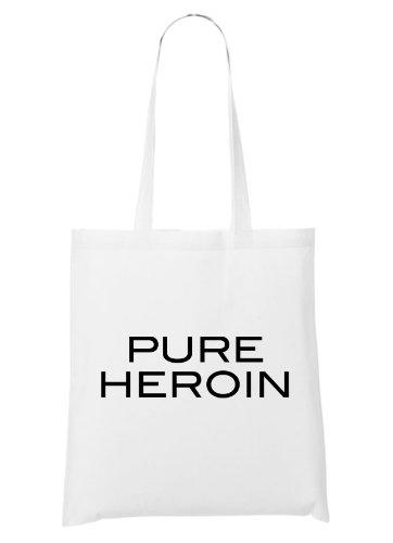 Pure Heroin Bag White