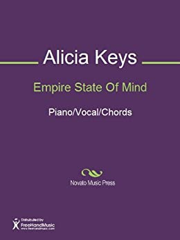 Empire State Of Mind Sheet Music (Piano/Vocal/Chords) by [Keys, Alicia, Sylvia Robinson, Shawn Carter, Angela Hunte, Alexander Shuckburgh, Janet Sewell-Ulepic, Bert Keyes]