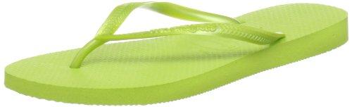4185 Green Havaianas Slim Infradito Verde Donna Lime PwAFYwxHWq