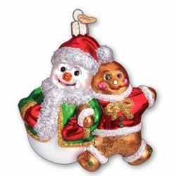 (Snowy & Spice Ornament (4-1/2 in.))