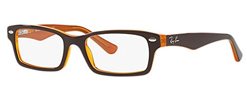 Khaki Ray de Monturas Niños para Gafas Orange 0Ry1530 Ban 04rtZq0