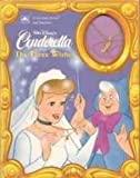 img - for Walt Disney's Cinderella: The Three Wishes (A Golden Book and Necklace) book / textbook / text book