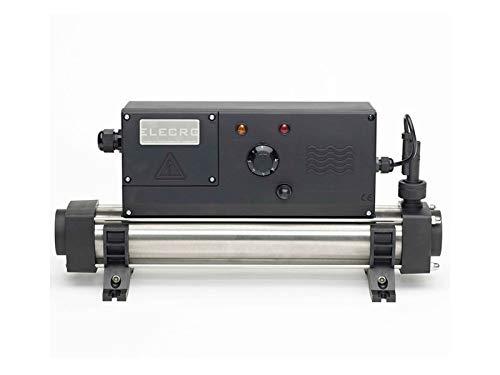 PQS Calentador de Agua para Piscina 12 KW Monofasico 11187
