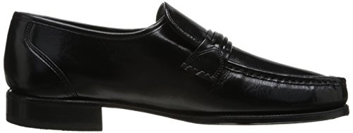 Loafer Slip Men's Como on Black Florsheim IU0HxqH