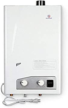 Water Heater Tankless FVI12-Natural Gas Single Wall Mountable Bottom Residential
