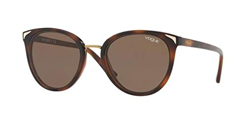 Vogue 0VO5230S Gafas de sol, Negro, 54 para Mujer: Amazon.es ...