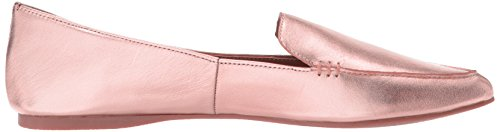 Madden Gold Women's Flat Loafer Rose Feather Steve 0BWTzqq