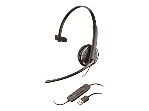 Plantronics Pc (Plantronics Blackwire C310-M PL-85618-01 USB Headset)
