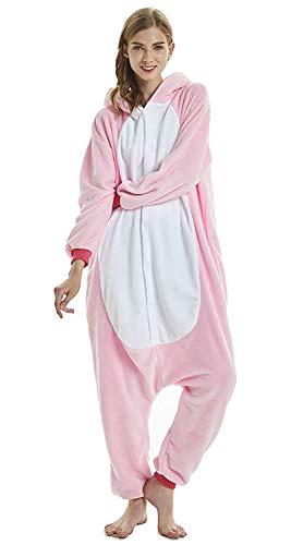 Kigurumi Unicorno Pigiama Attrezzatura Cosplay Anime Abyed® Nuovo Rosa Halloween Costume FPx4wqfq