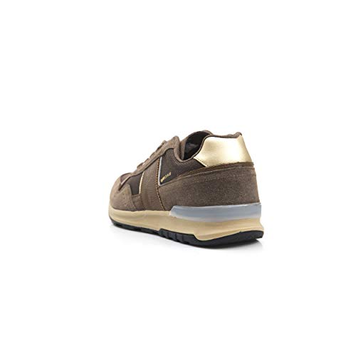 Nyx Mandorla Da Carl Uomo Shiny Sneakers Scarpe Gas ZXz0qwIy