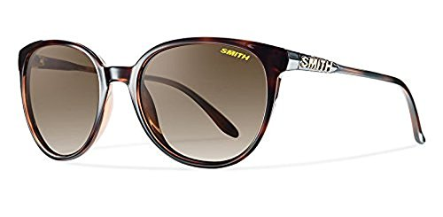 Smith Cheetah Sunglasses Tortoise / Carbonic Polarized Brown Gradient & HDO Cleaning Carekit - Smith Sunglasses Cheetah