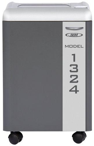 SEM Model 1324C/3 NSA Listed, Level 6 High Security Paper Shredder