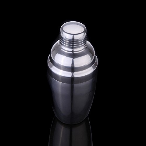 Lautechco® 350ML Stainless Steel Cocktail Shaker Bar Martini Drink Mixer Set Party Bar Bartender Tool Kit by Lautechco® (Image #2)'