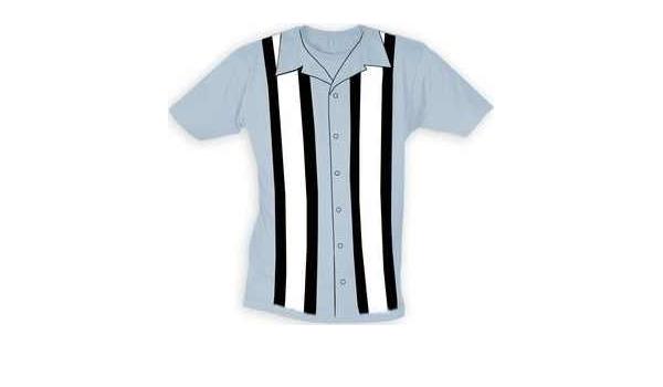 Charlie - Camisa de Bolos para Hombre