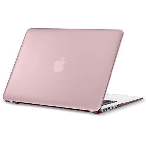 Macbook air 13 inch case, Pasonomi Rubberized Hard Case for Apple MacBook Air 13.3