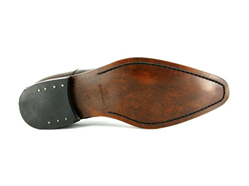 J.Bradford - Zapatos Hombre Derby JB-AUBERT Marron