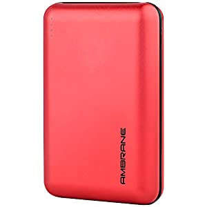 Ambrane 20000 mAh Power Bank with 22.5W Fast Charging, Compact Size, Triple Output, Type C PD (Input & Output), Li…