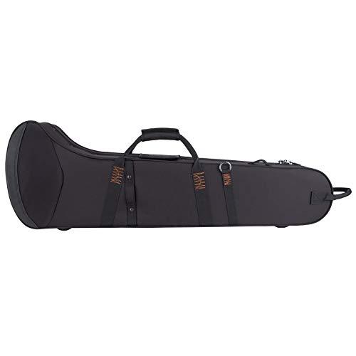 Protec Tenor Trombone Contoured PRO PAC Case - Black, Model PB306CT