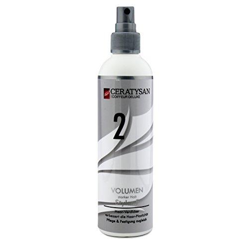 COIFFEUR DELUXE Volumen-Styler F ohne Silikon | Conditioner | Haarverdichter | starker Halt | 150 ml