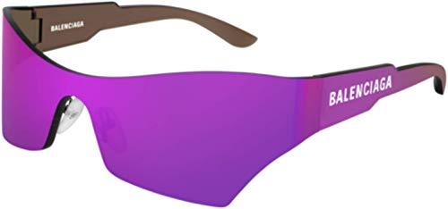 Sunglasses Balenciaga BB 0040 S- 003 Violet /