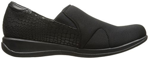 Mocassino Slip-on Tilton Donna Softwalk Nero / Nero