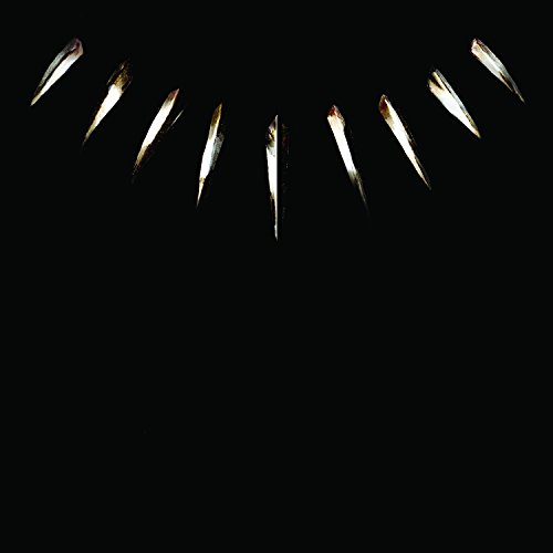 Black Panther The Album Music From And Inspired By  Edited
